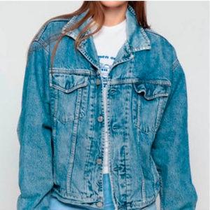 Vintage Gap Size Small Boxy Oversized jean jacket